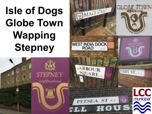 05 20170107 Wapping Stepney Isle of Dogs Globe Town PNG