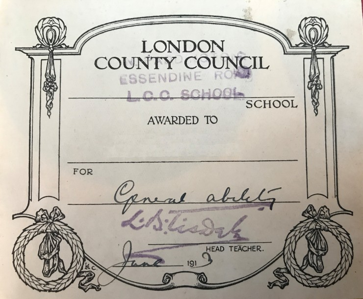 02 LCC General Ability certificate 1913