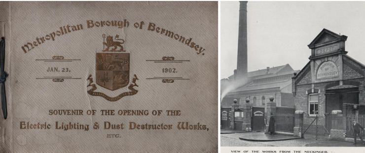 1902 Bermondsey brochure